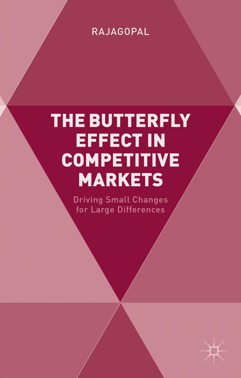 Butterfly Effect in Competitive Markets